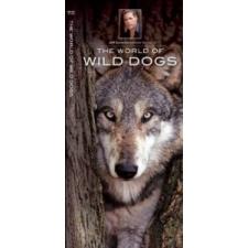 World of Wild Dogs – James Kavanagh idegen nyelvű könyv