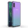 Wozinsky ütésálló tartós tok katonai fokozatú védelem Samsung Galaxy A70 átlátszó telefontok