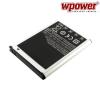 WPOWER Samsung Galaxy Note akkumulátor 2500mAh, utángyártott MTSA0994-2500-LI-B
