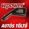WPOWER Toshiba Equium A100, Equium L40 autós töltő