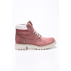Wrangler - Magasszárú cipő - piszkos rózsaszín - 1023745-piszkos rózsaszín
