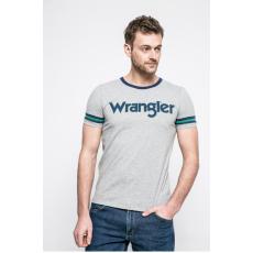 Wrangler - T-shirt - szürke - 1151939-szürke