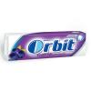 Wrigley's Orbit cukormentes rágógumi 14 g Blueberry (áfonya)