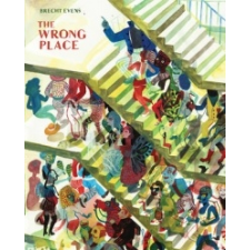 Wrong Place – Brecht Evens idegen nyelvű könyv
