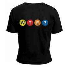 WTF? férfi póló