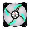 X2 case fan - X2.120 NANO GREEN LED