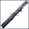 X551 X551M X551C X551CA series A31N1319 2200mAh 3 cella fekete utángyártott