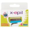 X-EPIL utántöltő betét 4 db