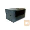 X-Tech - 12U fali rackszekrény 600x450 hegesztett kivitel