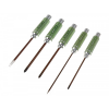 XCEED Csavarhúzó szett - kereszt - 3,5, 5,0 , 5,8 és lapos3,0 a 5,0mm x 120mm - (5)