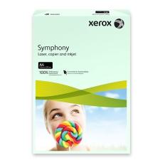 """Xerox Másolópapír, színes, A4, 80 g,  """"Symphony"""", világoszöld (pasztell) fénymásolópapír"""