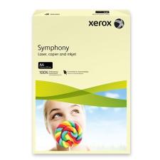 """Xerox Másolópapír, színes, A4, 80 g, XEROX """"Symphony"""", csontszín (pasztell) fénymásolópapír"""