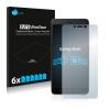 Xiaomi 6db-os Savvies SU75 kristálytiszta kijelzőfólia, Xiaomi Redmi Note 4 típusú telefonhoz