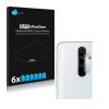 Xiaomi 6db-os Savvies SU75 kristálytiszta kijelzőfólia, Xiaomi Redmi Note 8 Pro típusú telefonhoz (kamera védő)