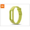 Xiaomi Mi Band 2 aktivitásmérőhöz eredeti szilikon csuklópánt - zöld