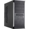 XIGMATEK Asgard II fekete-ezüst számítógép ház