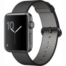 xPRO tector Apple Watch szőtt műanyag szíj. 38/40mm. Fekete óraszíj