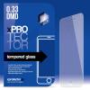 xPRO védőüveg, kijelzővédő üveg, üvegfólia, edzett üveglap – 0.33mm Diamond HTC One M9 készülékhez