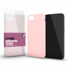 Xprotector Szilikon matte tok ultra vékony Púder pink Samsung S10e készülékhez