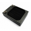 XSPC Single Fan Radiator AX120 - 120mm Fekete