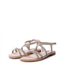 XTI női lapostalpú cipő /kac női cipő