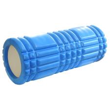 XX SMR henger, Fasciahenger, Masszázshenger 33 cm, átm. 14 cm - Kék (izompólya nyújtó henger)* pólya