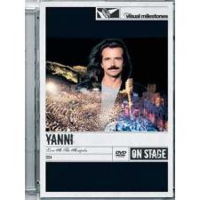 YANNI - Live At The Acropolis DVD zene és musical