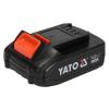 Yato Akkumulátor 18 V 2,0 Ah Li-ion YATO - YT-82842