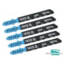 Yato Dekopírfűrészlap T32TPI fémvágásra 5db/cs fűrészlap