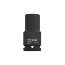 "Yato - Dugókulcs 22 mm gépi hosszú 3/4"" CrMo YATO dugókulcs"