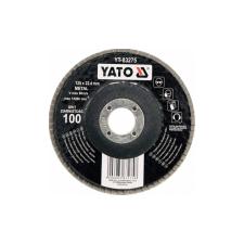 Yato Yato - Lamellás csiszoló 125/60 YATO csiszolókorong és vágókorong