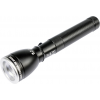 Yato Zseblámpa CREE LED-es fém fekete állítható fókusszal 1xAA (YT-08572)