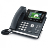 "Yealink SIP-T46G Yealink SIP-T46G - VoIP phone SIP-T46G - 4.3"" 480 x 272, USB, Dual-port Gigabit Ethernet, Up to 6 SIP accounts, PoE, Wall Mountable"