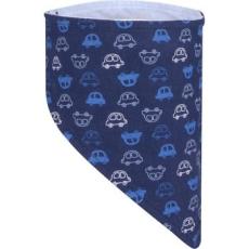 Yo Autós kék sál