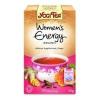 Yogi bio női energia tea 17 db 17 filter