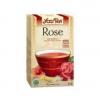 YOGI BIO Rózsa Tea /460008/ 17 filter