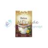 Yogi bio tisztító méregtelenítő tea 17 filter