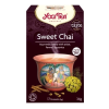 Yogi tea Yogi Bio Édes chai tea, SWEET CHAI, 17 filter