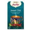 Yogi tea Yogi Bio Édes chilis tea, SWEET CHILI, 17 filter