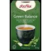 Yogi tea Zöld egyensúly tea (17db filter)
