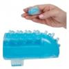 YOU2TOYS One-time - egyszeri ujj vibrátor (kék)
