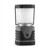 Yukatana Yindus, szürke, LED kemping lámpás, szögletes, 400 lumen
