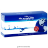 Zafir Premium CLP-415 (CLT-C504S) C 100% Új utángyártott Zafír Prémium tonerkazetta