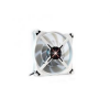Zalman DF14 LED PC ventilátor, 140mm, Piros LED (ZM-DF14 Red)