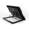 Zalman ZM-NS1000 fekete notebook hűtőpad