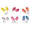 Zapf Baby Born gumi papucsok, 6 fajta