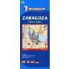 Zaragoza térkép - Michelin 9075
