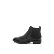 Zee Lane , Bőr chelsea csizma, Fekete, 38 (9282-FW18-LEATHER-BLACK-ZNE-38)