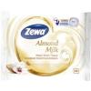 ZEWA Almond nedves toalettpapír - 42db