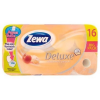 Zewa DELUX toalettpapír 16TK barack 3rétegű